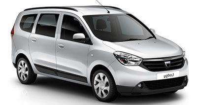 Dacia Lodgy 5+2 seater 1.5 fvmd